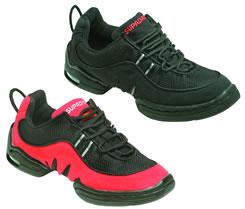 Buty do tańca typu sneakers
