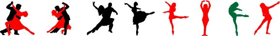 Piknik taneczny - różne formy tańca